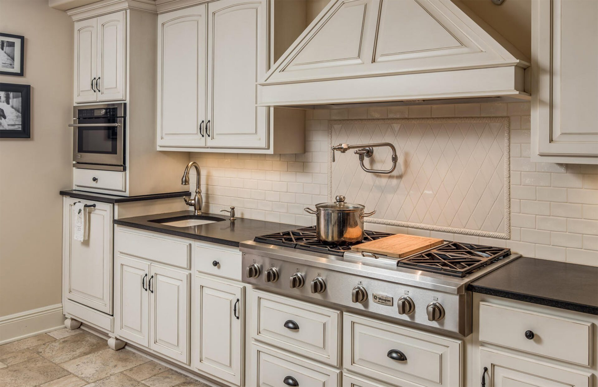 kitchen renovation for a home improvement in nashville tn near brentwood and franklin