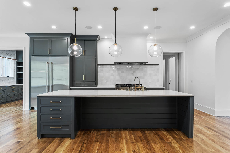 kitchen island home addition for a beautiful new custom design in nashville tn